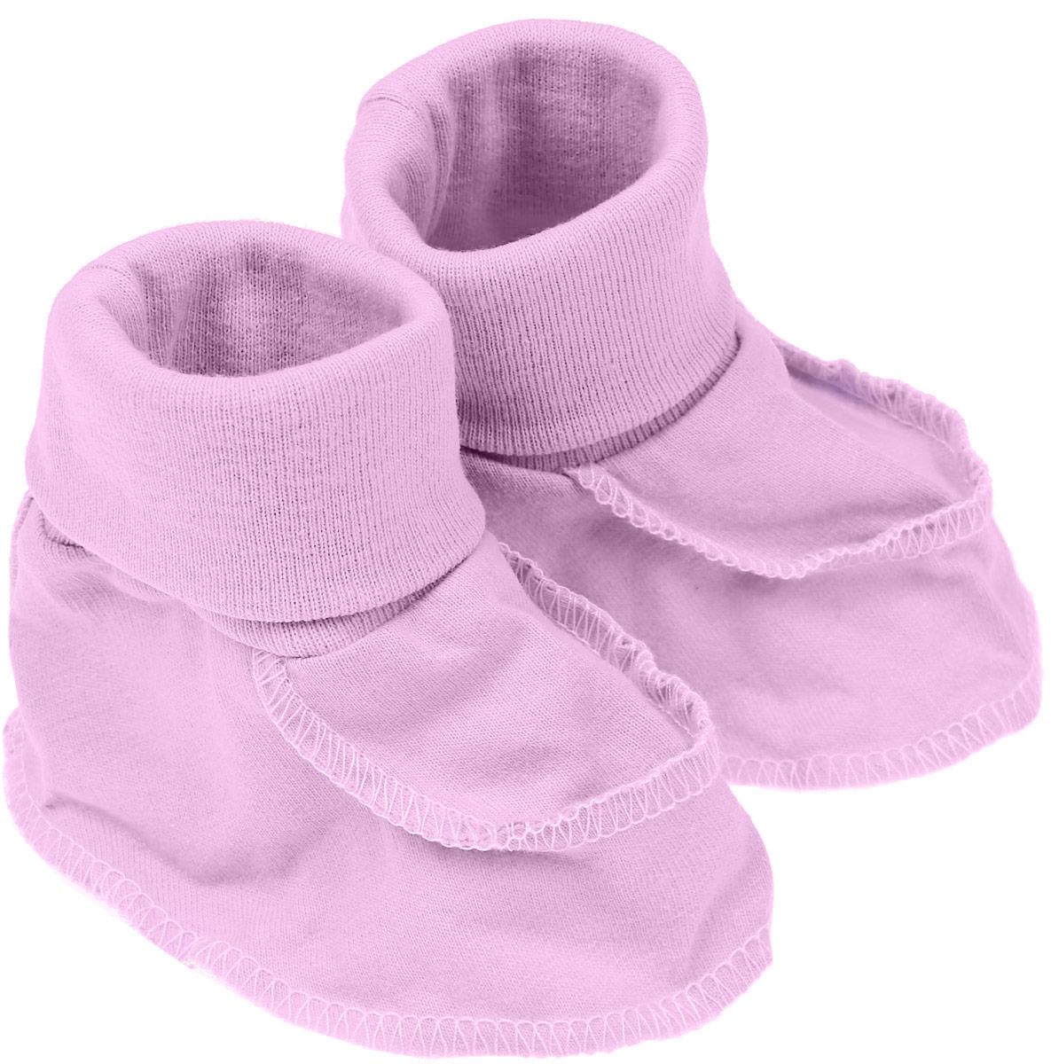 Пинетки5902Пинетки Чудесные одежки изготовлены из натурального хлопка. Они не раздражают нежную кожу ребенка. Широкая эластичная резинке не стягивают ножки. Швы в пинетках выполнены на лицевую сторону.