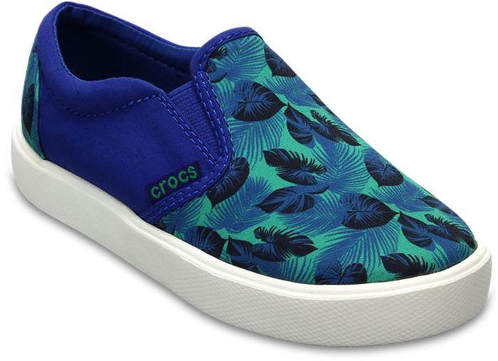 Кеды Crocs 204117-3Q4