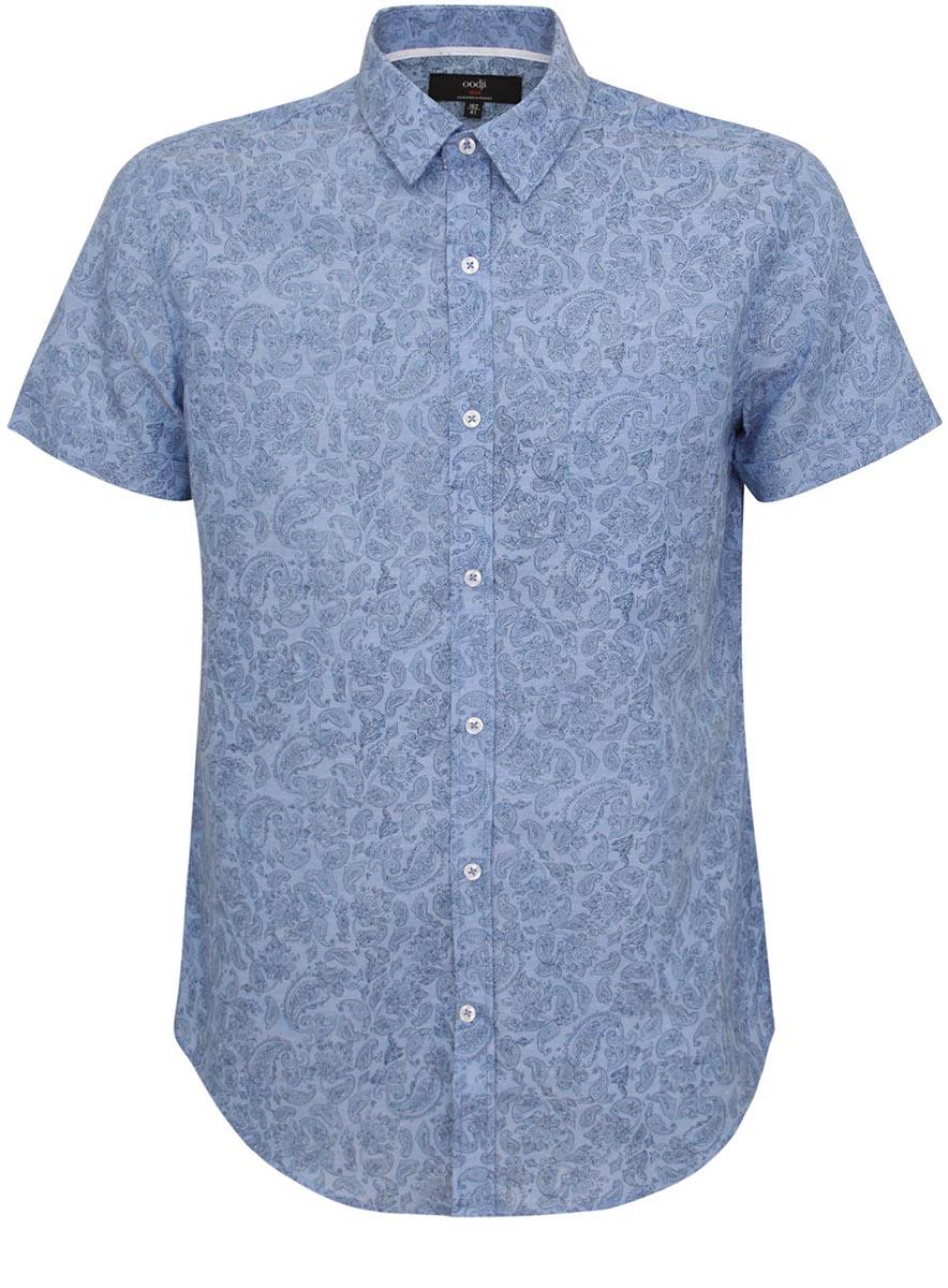 Рубашка3L210022M/39675N/7023E