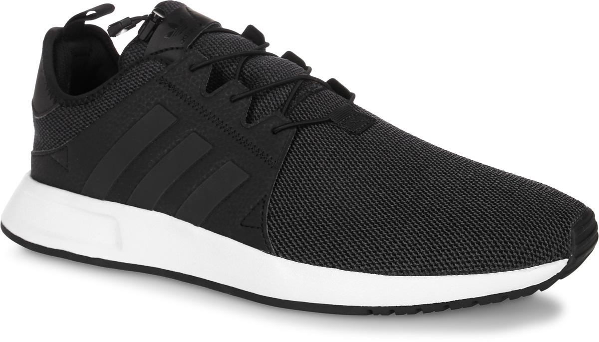КроссовкиBB1100Мужские кроссовки adidas Originals X_Plr выполнены из текстиля и искусственной кожи. Модель оформлена фирменными светоотражающими деталями. Эластичная шнуровка со стоппером надежно зафиксирует модель на ноге. Ярлычок на заднике упростит надевание модели. Внутренняя поверхность из текстиля комфортна при движении. Удобная и функциональная стелька OrthoLite выполнена из легкого ЭВА-материала с поверхностью из текстиля. Подошва изготовлена из высококачественной легкой резины и дополнена рельефным рисунком.