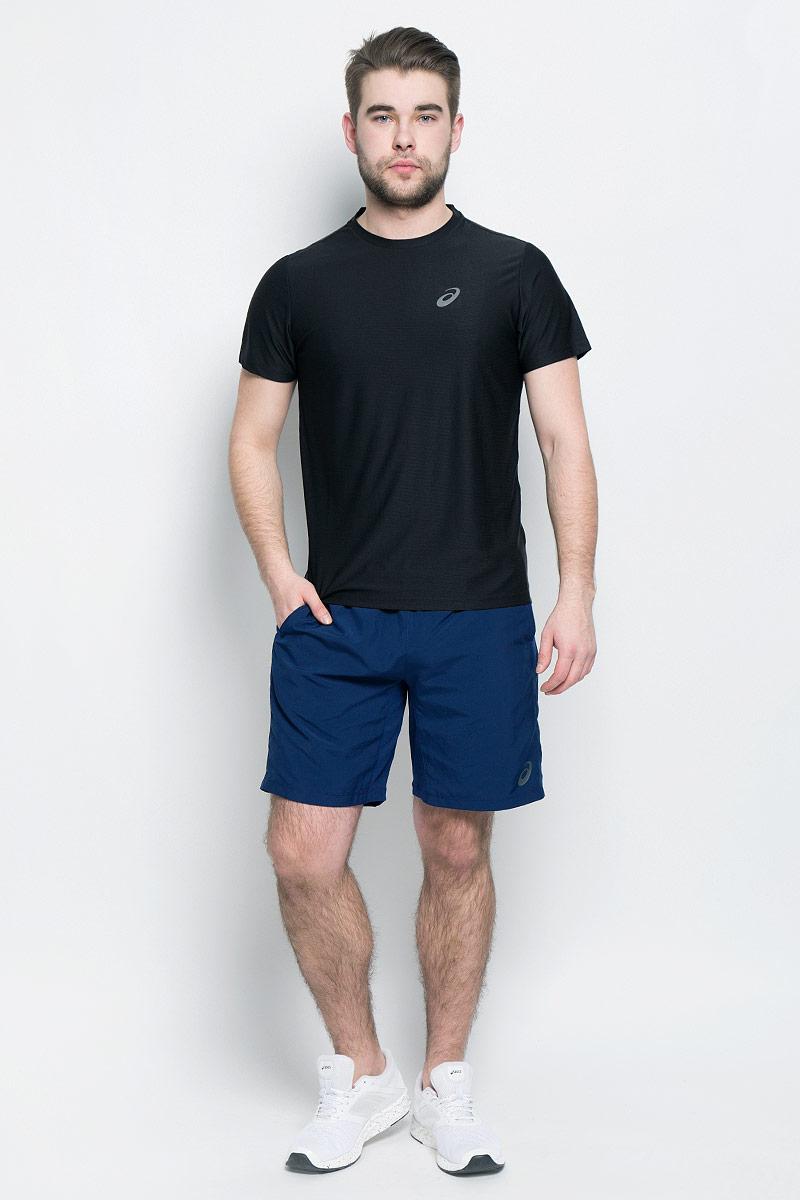 134084-0480Стильная мужская футболка для бега Asics SS Top, выполненная из высококачественного полиэстера, обладает высокой воздухопроницаемостью и превосходно отводит влагу от тела, оставляя кожу сухой даже во время интенсивных тренировок. Такая футболка великолепно подойдет как для повседневной носки, так и для спортивных занятий. Модель с короткими рукавами и круглым вырезом горловины - идеальный вариант для создания модного современного образа. Футболка оформлена светоотражающим логотипом на груди и контрастной полоской на спинке. Такая футболка идеально подойдет для занятий спортом и бега. В ней вы всегда будете чувствовать себя уверенно и комфортно.
