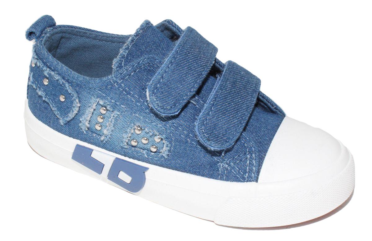 КедыD5855Кеды для мальчика Капитошка очаруют вашего ребенка с первого взгляда! Модель выполнена из текстиля. Внутренняя поверхность из текстиля. Подошва с рифлением обеспечивает идеальное сцепление с любой поверхностью. Ремешки на застежках-липучках, обеспечивают надежную фиксацию обуви на ноге. Эффектные кеды приведут в восторг вашего ребенка!