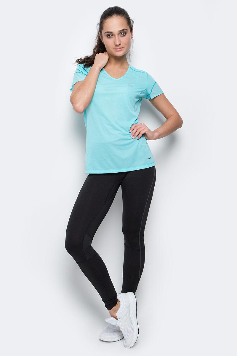 ТайтсыL38279600Легкие, эластичные и удобные узкие брюки Agile Long с вентиляционными вставками с задней стороны коленей предназначены для использования в любое время года.