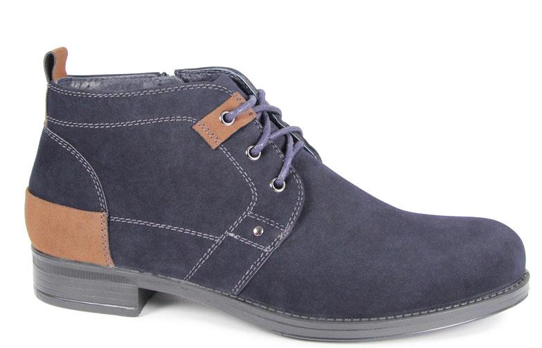 Ботинки62143Стильные ботинки для мальчика выполнены из высококачественного искусственного нубука. Классическая шнуровка на подъеме отлично зафиксируют модель на ноге. Текстильная стелька и внутренняя поверхность обеспечивают максимальный комфорт при движении. Подошва оснащена рифлением.