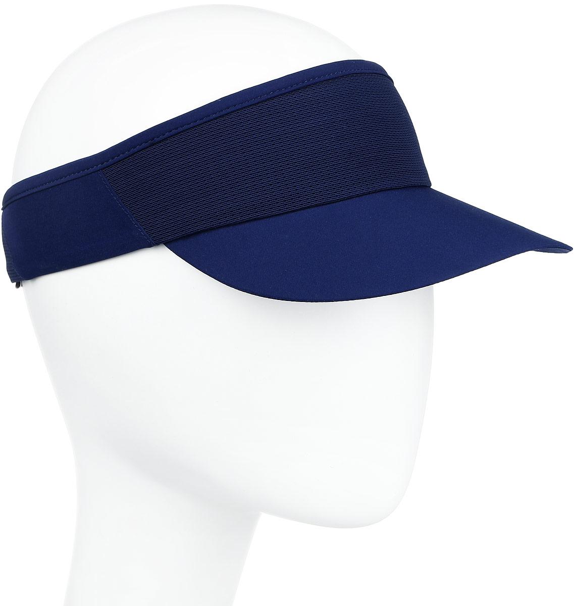 132060-0001Козырек Asics Performance Visor, выполненный из 100% полиэстера, защитит ваши глаза от солнца. Легкий козырек дополнен сетчатыми вставками, обеспечивающими необходимую вентиляцию. Модель дополнена светоотражающим принтом с логотипом бренда. Уважаемые клиенты! Размер, доступный для заказа, является обхватом головы.