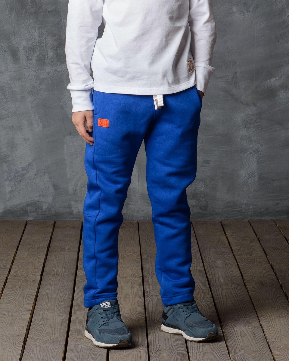 Брюки спортивные15В00070502/MJ_AUTHENTIC/Спортивные брюки Modniy Juk изготовлены из высококачественной мягкой ткани. Модель полуприлегающего силуэта с комфортным мягким поясом. Яркая нашивка в стиле Modniy Juk.