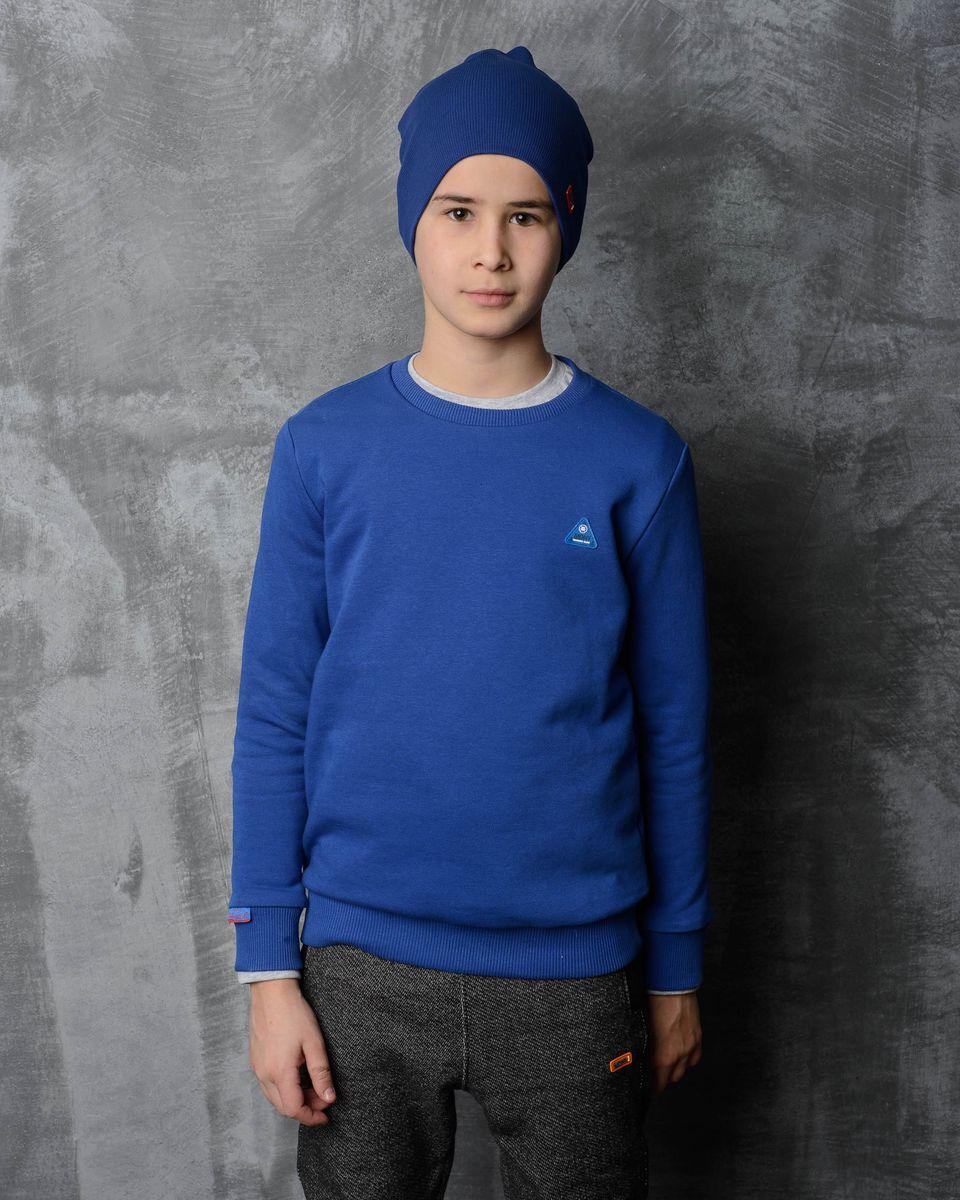 Шапка детская30B00020802/MDNY_CLUB/Шапка Modniy Juk выполнена из высококачественного мягкого полотна и оформлена яркой нашивкой с логотипом бренда. Не стесняет движения.