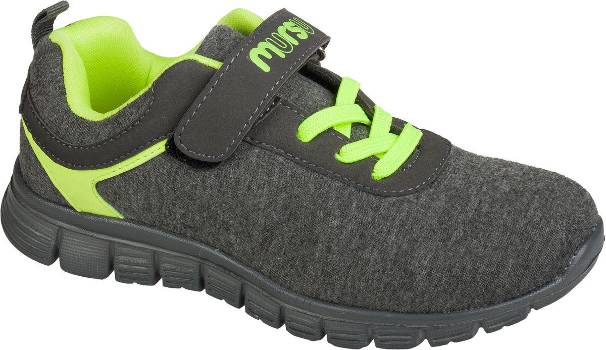 Кроссовки101Стильные кроссовки от Mursu предназначены для занятий спортом и повседневной носки. Модель выполнена из качественного текстиля с элементами из искусственной кожи и оформлена оригинальным принтом. На заднике предусмотрена петелька для удобства обувания. Хлястик с липучкой и удобная шнуровка прочно закрепят модель на ноге. Подкладка и стелька из текстиля и натуральной кожи гарантируют комфорт при носке. Гибкая подошва с рифлением обеспечивает идеальное сцепление с разными поверхностями.