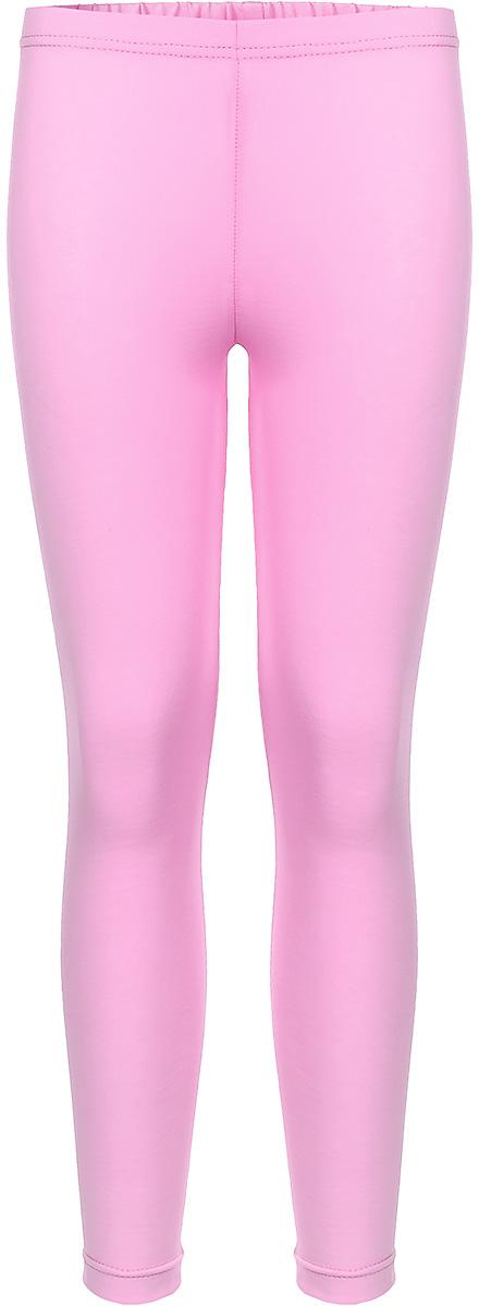22841Леггинсы для девочки КотМарКот изготовлены из натурального хлопка. Леггинсы имеют широкую эластичную резинку на поясе. Изделие великолепно тянется.