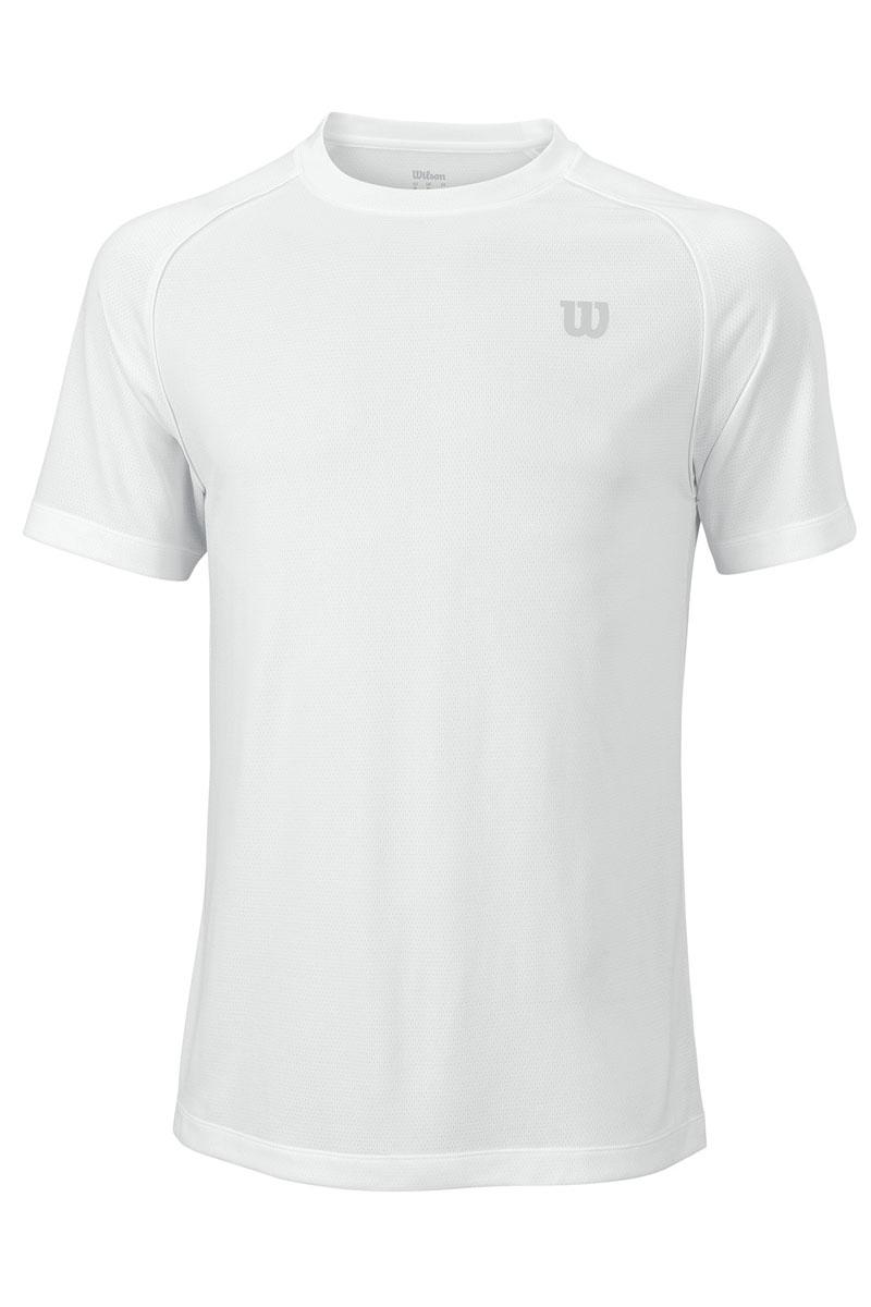 ФутболкаWRA746401Турнирная футболка из коллекции Core. Новая структура ткани с перфорацией, увеличивающий вывод влаги (Технология nanoWik) и обеспечивающий максимальный контроль на протяжении долгого времени игры или тернировок.