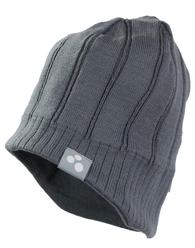 Шапка детская80060100-70009Теплая вязаная шапочка Huppa Jarrod согреет вашего ребенка в прохладную погоду. Шапочка связана из натурального хлопка с добавлением акрила.
