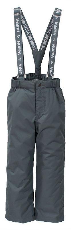 Брюки утепленные21770004-00048Утепленные детские брюки Huppa прямого кроя выполнены из износостойкого полиэстера. Брюки застегиваются на пластиковую молнию и пуговицу. Ткань на талии собрана на внутреннюю резинку. Модель дополнена эластичными подтяжками.