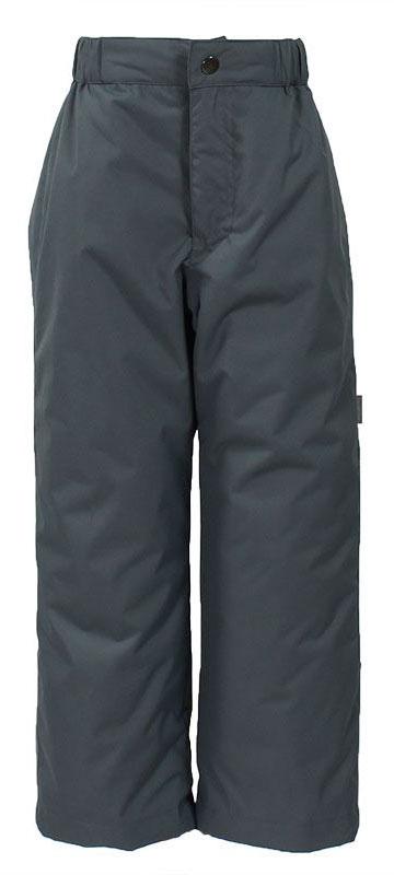 Брюки утепленные21770104-00009Утепленные детские брюки Huppa прямого кроя выполнены из износостойкого полиэстера. Брюки застегиваются на пластиковую молнию и пуговицу. Ткань на талии собрана на внутреннюю резинку.