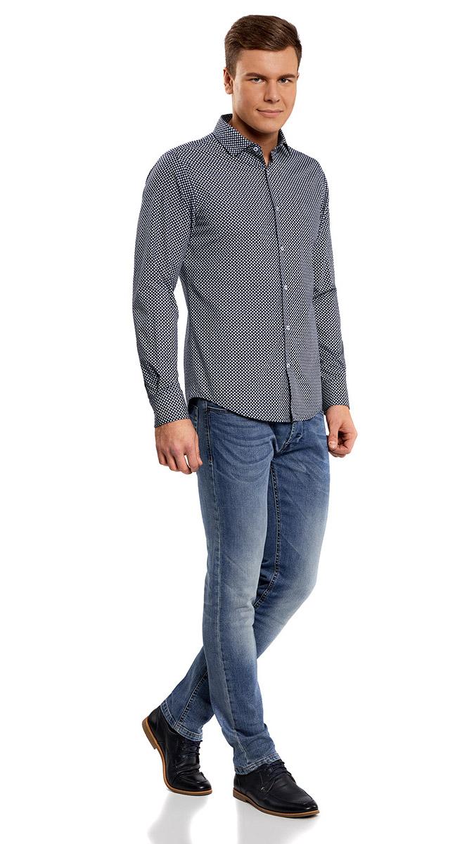 Рубашка3L110129M/19370N/7810G