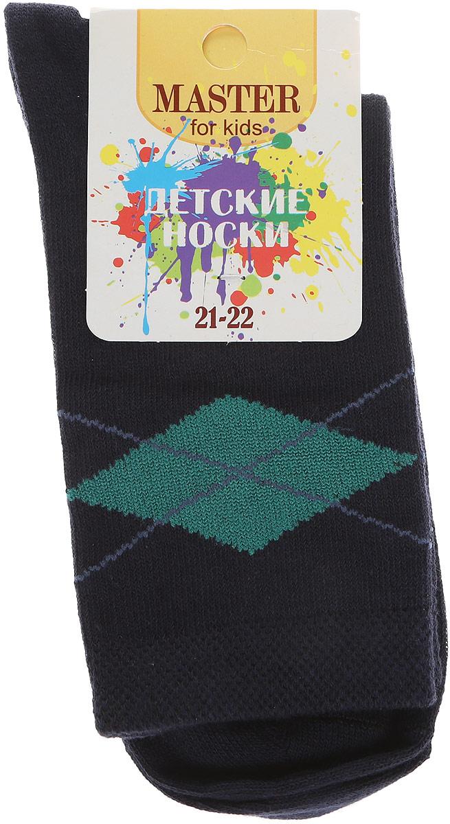 52007Мягкие детские носки Master Socks изготовлены из эластичного хлопка, эластана и полиамида. Ткань очень приятная на ощупь, хорошо тянется, не деформируясь. Эластичная резинка мягко облегает ножку ребенка, обеспечивая удобство и комфорт. Модель оформлена орнаментом. Такие носочки станут отличным дополнением к детскому гардеробу! Уважаемые клиенты! Размер, доступный для заказа, является длиной стопы.