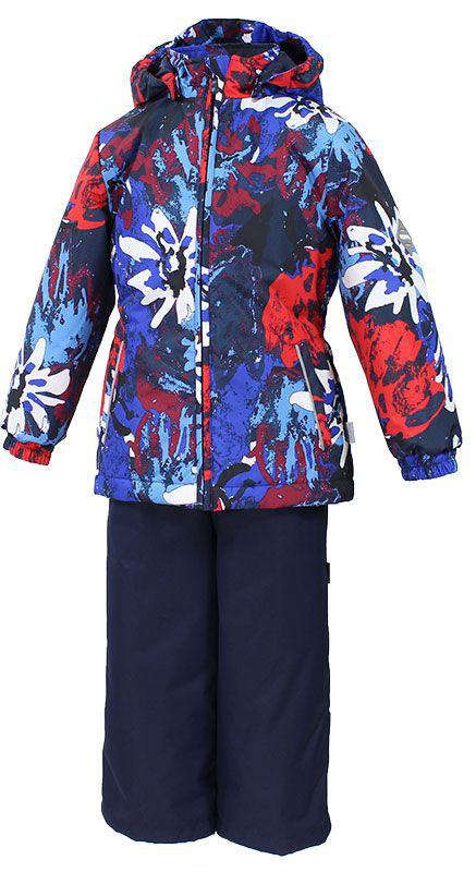 41260014-71173Комплект для девочек . Водо- и воздухонепроницаемость 5 000 куртка / 10 000 штаны. Подкладка Тафта 100% полиэстер. Утеплитель 100 гр. Куртка / 40 гр Брюки. Отстегивающийся капюшон на молнии. Манжеты рукавов на резинке. Регулируемые низы у брюк. Также на брюках есть мягкие резиновые подтяжки. Все швы проклеены. На изделии присутствуют светоотражательные элементы.