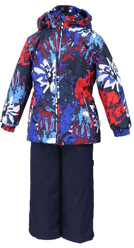 41260114-71173Комплект для девочек . Водо- и воздухонепроницаемость 5 000 куртка / 10 000 штаны. Подкладка Тафта 100% полиэстер. Утеплитель 100 гр. Куртка / 40 гр Брюки. Отстегивающийся капюшон на молнии. Манжеты рукавов на резинке. Регулируемые низы у брюк. Также на брюках есть мягкие съемные резиновые подтяжки. Все швы проклеены. На изделии присутствуют светоотражательные элементы.