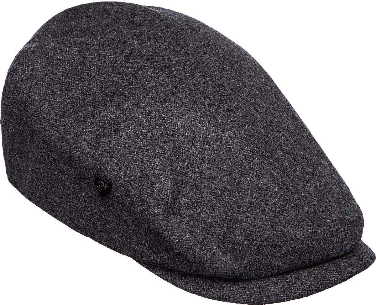 3430081Демисезонная кепка-реглан с хлопковой подкладкой. Кепка дополнена фирменным матовым черным значком Canoe. Premium Line.
