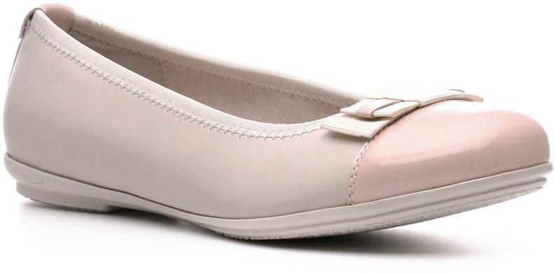 Балетки842129РБДетские балетки Sinty-D линии Modern — это гармоничное сочетание вкуса и стиля. Вот уже несколько сезонов, как они вошли в тренд и не оставляют его. Легкие, на невесомой подошве ТЭП они очень удобны и комфортны. С успехом подойдут для торжественных случаев и повседневной носки. В них ребенок счастлив и беззаботен.