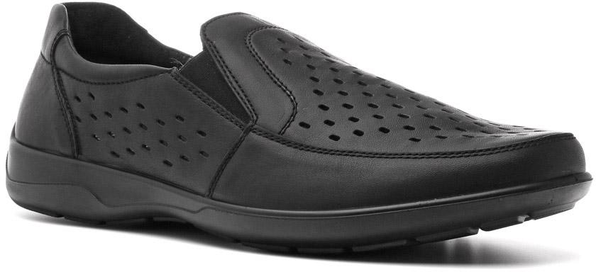Полуботинки582114ОЛПолуботинки Ray линии Weekend — это стильная, прочная, надежная и качественная классическая обувь. Натуральная кожа, полиуретановая подошва, стелька Comfort System, отсутствие подкладки и крупная перфорация делают эти полубоинки легкими и комфортными.
