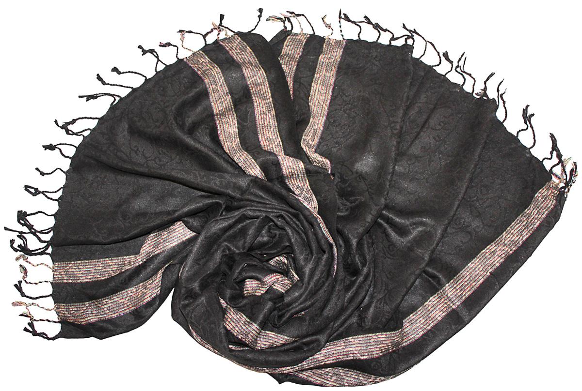 Палантин001125Эффектный палантин Ethnica подчеркнет ваш неповторимый стиль. Изделие выполнено из 100% вискозы и оформлено оригинальным принтом. Этот модный аксессуар гармонично дополнит ваш образ.