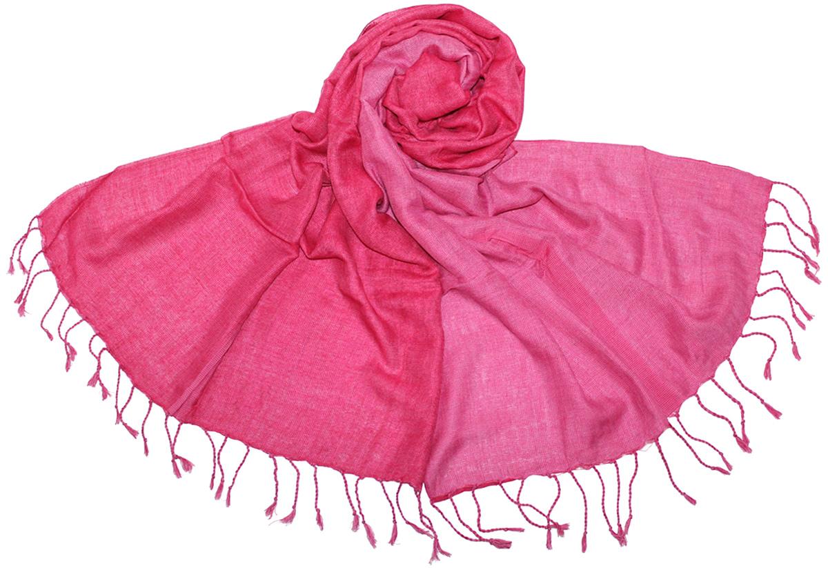 Шарф411125Женский шарф Ethnica, изготовленный из 100% вискозы, подчеркнет вашу индивидуальность. Благодаря своему составу, он легкий, мягкий и приятный на ощупь. Изделие выполнено в ярком разноцветном дизайне и дополнено кисточками. Такой аксессуар станет стильным дополнением к гардеробу современной женщины.