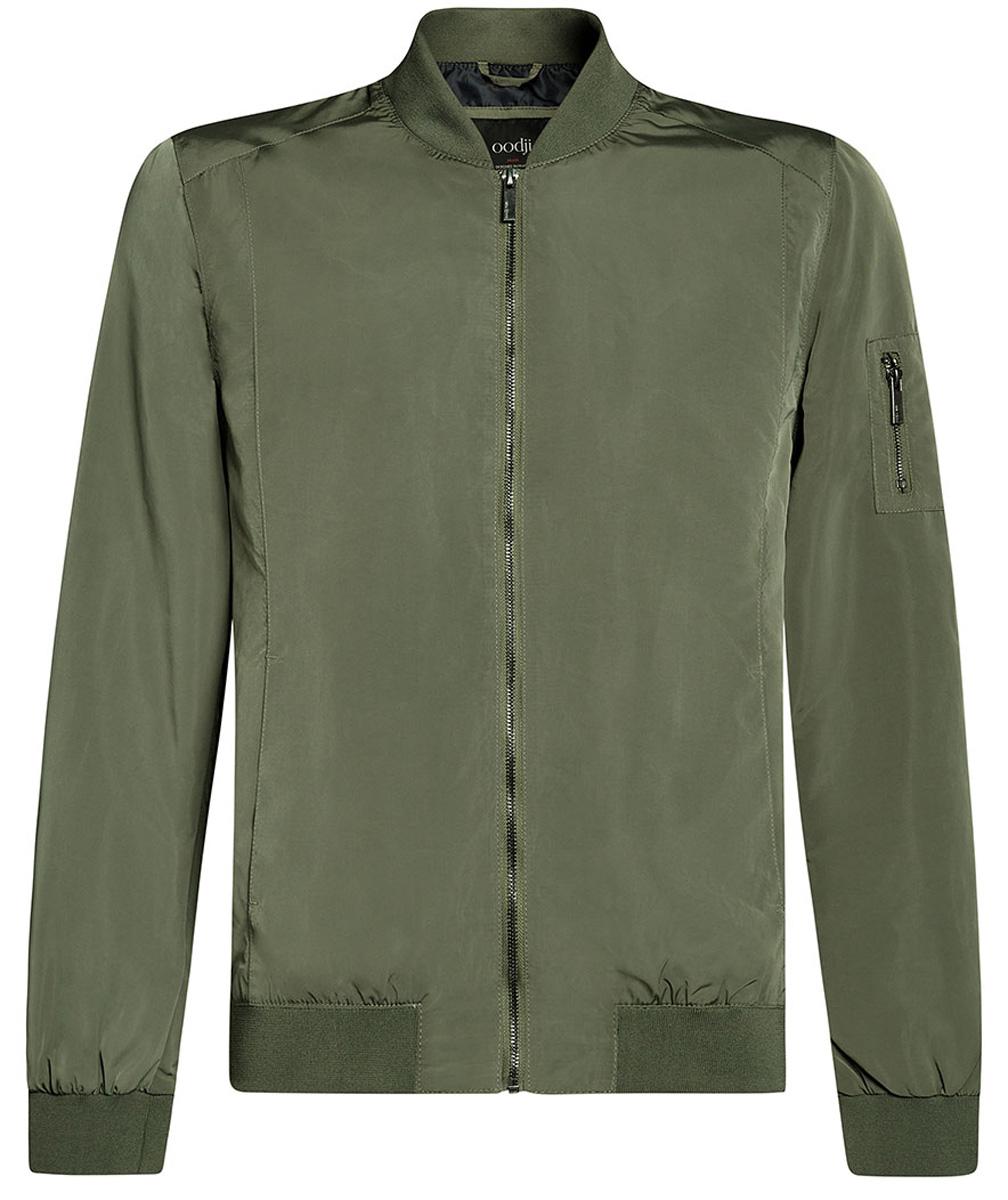 Куртка1L511048M/46357N/7900NКуртка на молнии из легкой ткани