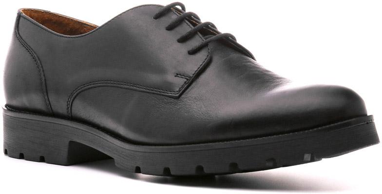 Полуботинки916101СНПолуботинки Runa — это успешная реализация концепции шик и контраст трендовой линии Modern. Полиуретановая подошва имеет модный глубокий рисунок. Изящный мысок. Тонкая шнуровка в четыре ряда и классическая форма делают эту обувь стильной, способной конкурировать с деловой на официальных приемах и бизнес-встречах.