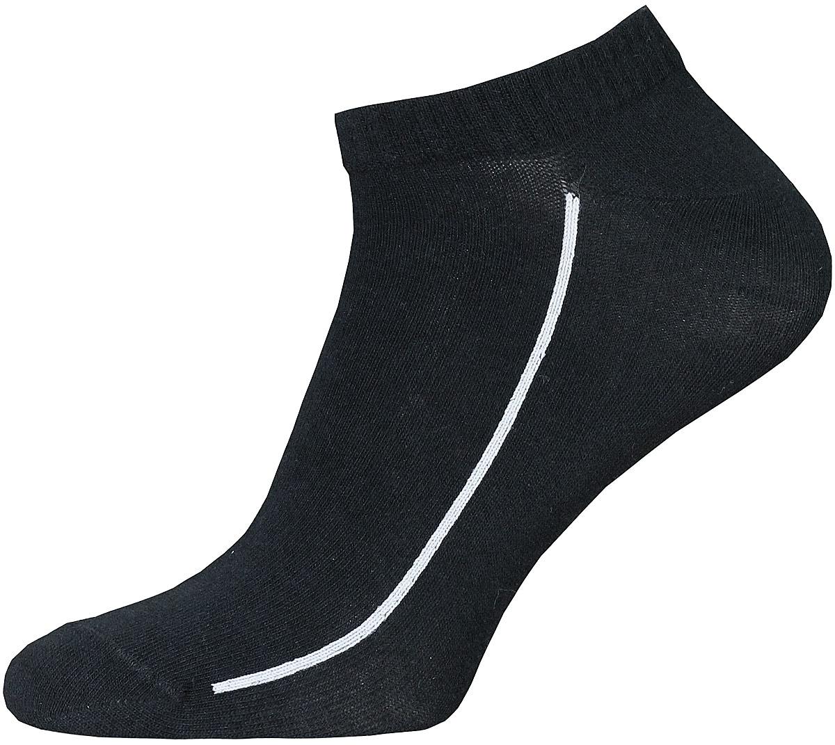 Носки14С2312/006Мужские носки Брестские Active, изготовленные из хлопка с добавлением полиэстера и эластана, идеально подойдут для занятий спортом. Укороченная модель имеет мягкую резинку с двойным бортом. Носки хорошо держат форму и обладают повышенной воздухопроницаемостью. Усиленные пятка и мысок обеспечивают надежность и долговечность.
