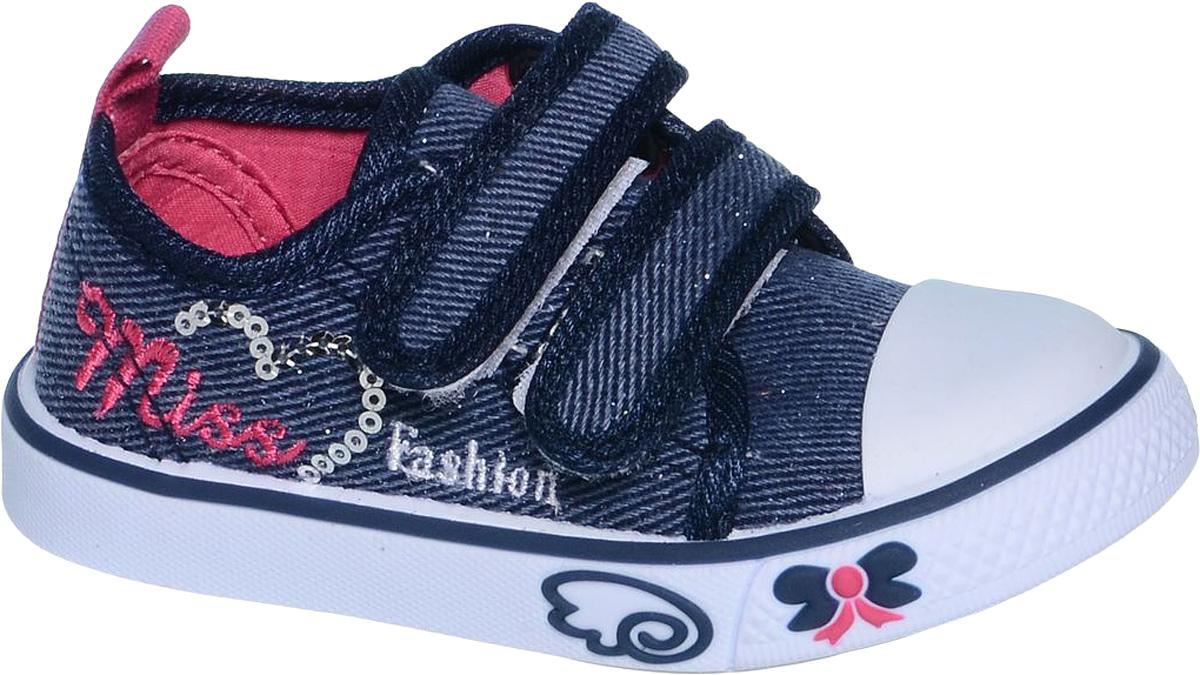 КедыB-0922Кеды для девочки Tom&Miki изготовлены из качественного текстиля. Модель оформлена оригинальным принтом и дополнена на мыске практичной прорезиненной накладкой. Липучки надежно зафиксируют обувь на ноге. Мягкая подкладка выполнена из кожи и текстиля. Такие кеды - отличный вариант на каждый день.