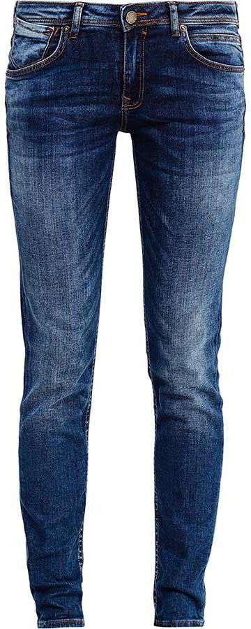 ДжинсыB17-15018_125Стильные женские джинсы Finn Flare станут отличным дополнением к вашему гардеробу. Модель изготовлена из высококачественного хлопка с добавлением эластана, она великолепно пропускает воздух и обладает высокой гигроскопичностью. Застегиваются джинсы на пуговицу и ширинку на застежке- молнии. На поясе имеются шлевки для ремня. Эти модные и в тоже время удобные джинсы помогут вам создать оригинальный современный образ. В них вы всегда будете чувствовать себя уверенно и комфортно.