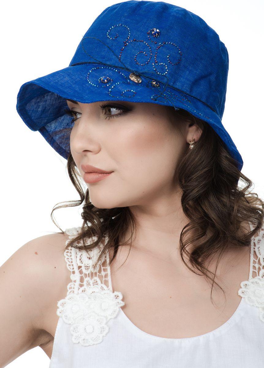 381137Прекрасный головной убор для лета из натуральных материалов,детали и оттенок изделия могут отличаться от представленных на фото