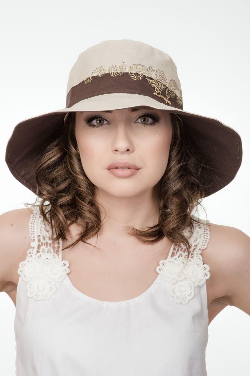 Шляпа381256Прекрасный головной убор для лета из натуральных материалов,детали и оттенок изделия могут отличаться от представленных на фото