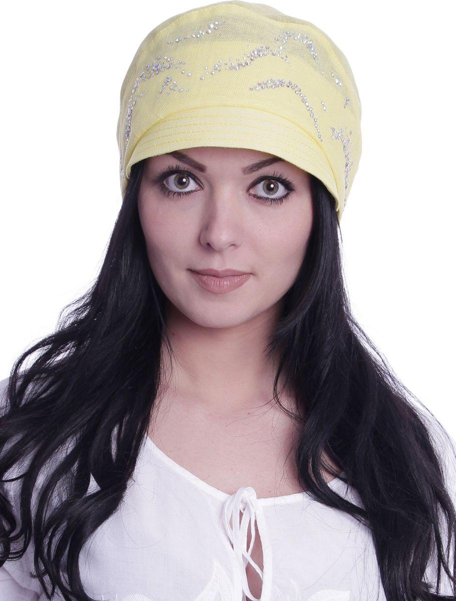 Бандана392441Прекрасный головной убор для лета из натуральных материалов,детали и оттенок изделия могут отличаться от представленных на фото