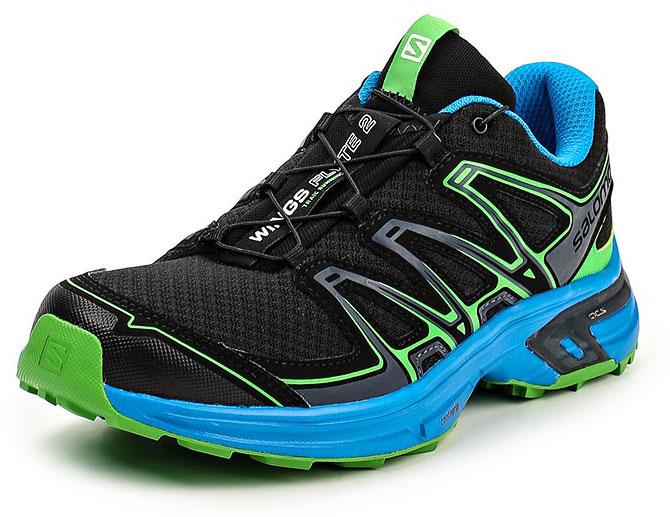 КроссовкиL39471500Легкие кроссовки WINGS FLYTE 2 для уверенного бега по пересеченной местности.