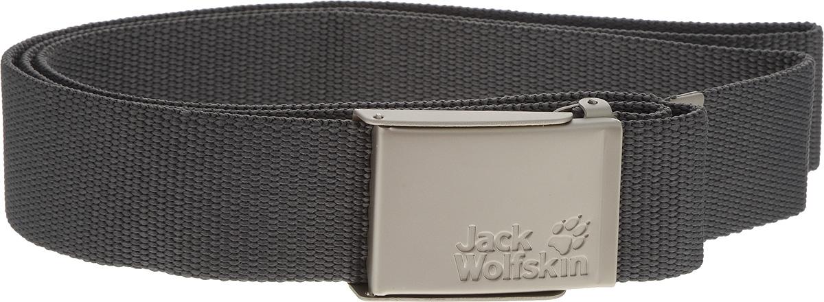 Ремень84211-5051Стильный ремень Jack Wolfskin Webbing Belt Wide выполнен из 100% полиэстера. Изделие застегивается на пряжку. Такой ремень идеально дополнит ваш образ и станет незаменимой вещью в вашем гардеробе.