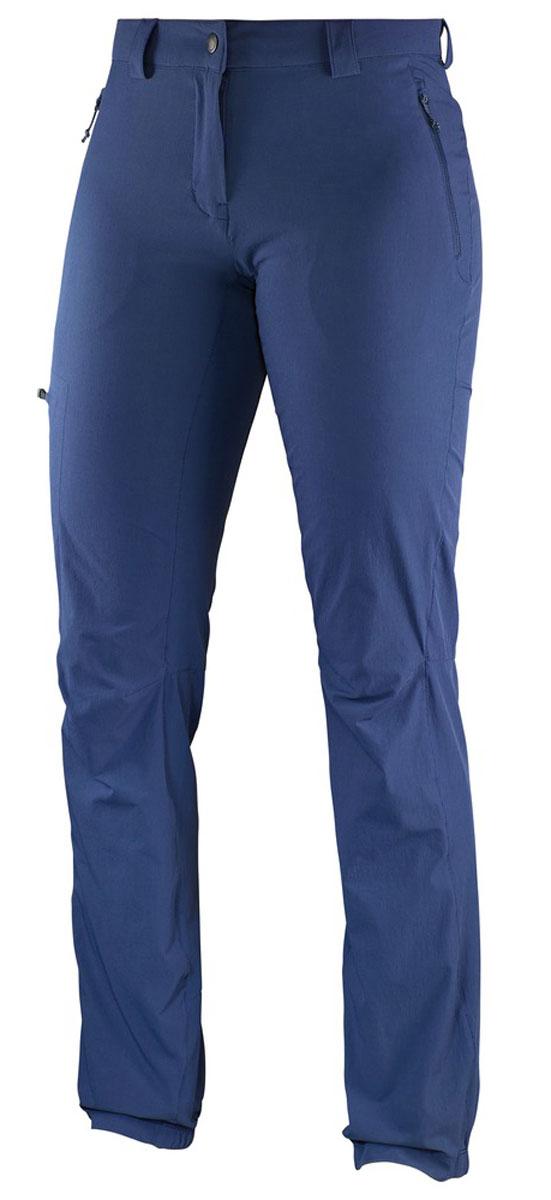 Брюки спортивныеL39425800Облегающие брюки Wayfarer Incline, выполненные в стиле моделей для горных походов, изготовлены из растягивающейся в четырех направлениях ткани и повторяют все ваши движения. Регулируемый пояс, усиленная кромка, натягивающаяся на ботинки, и карманы для рук на молнии.