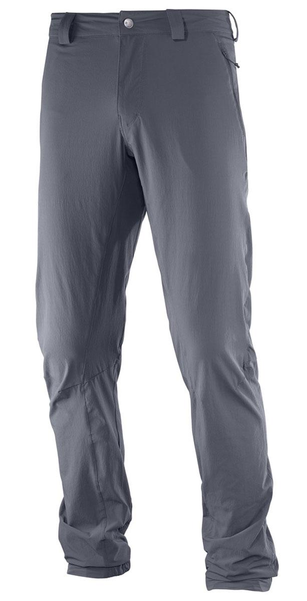 Брюки спортивныеL39323100Мужские брюки Wayfarer Incline, выполненные в стиле моделей для горных походов, изготовлены из растягивающейся в четырех направлениях ткани и повторяют все ваши движения. Регулируемый пояс, усиленная кромка, натягивающаяся на ботинки, и карманы для рук на молнии.