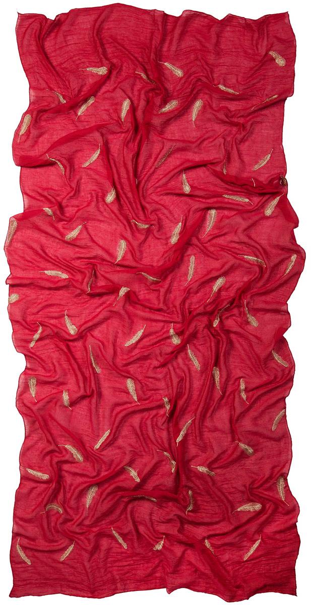 Палантин3224AСтильный палантин Laccom изготовлен из вискозы и полиэстера. Изделие оформлено оригинальным принтом. Изделия Laccom приятные на ощупь и подойдут к любому стилю.