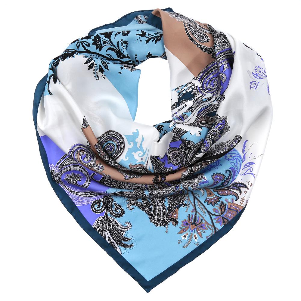 ПлатокCX1617-28-1Изысканный женский платок выполнен из натурального шелка, который придает изделию неповторимый роскошный блеск и гладкость фактуры. Тонкая и прочная нить, создающая струящуюся ткать, подчеркнет изысканный вкус своей обладательницы.