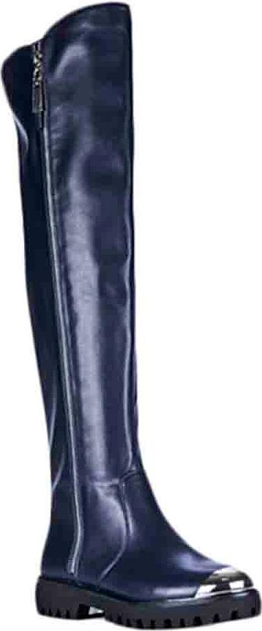 Сапоги83300Стильные женские сапоги от Vitacci займут достойное место в вашем гардеробе. Модель изготовлена из качественной искусственной кожи. Сапоги застегиваются на молнию. Подкладка и стелька из ворсина защитят ноги от холода и обеспечат комфорт. Подошва и каблук дополнены рифлением. Модные сапоги займут достойное место среди вашей коллекции обуви.