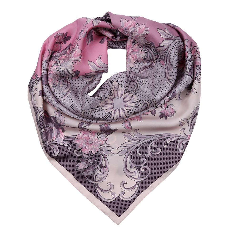 ПлатокCX1617-35-1Изысканный женский платок Leo Ventoni выполнен из натурального шелка, который придает изделию неповторимый роскошный блеск и гладкость фактуры. Тонкая и прочная нить, создающая струящуюся ткать, подчеркнет изысканный вкус своей обладательницы.