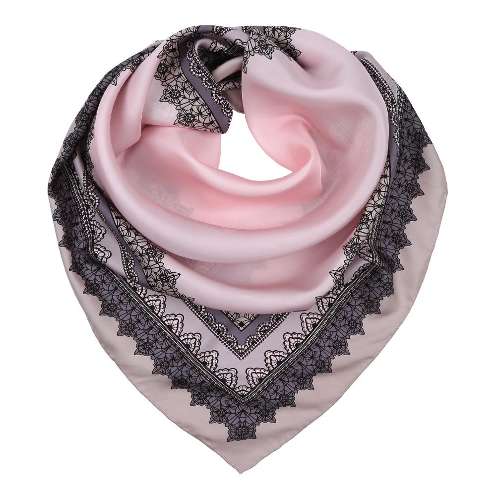 ПлатокCX1617-34-2Изысканный женский платок Leo Ventoni выполнен из натурального шелка, который придает изделию неповторимый роскошный блеск и гладкость фактуры. Тонкая и прочная нить, создающая струящуюся ткать, подчеркнет изысканный вкус своей обладательницы.