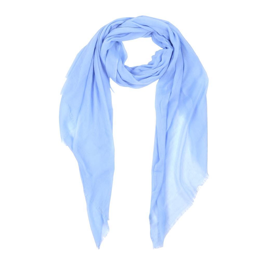 ШарфHV840-1Элегантный женский шарф от итальянского бренда Fabretti имеет неповторимую мягкость и легкость фактуры. Красочное сочетание цветов позволило дизайнерам создать изысканную модель, которая станет изюминкой любого весеннего образа.