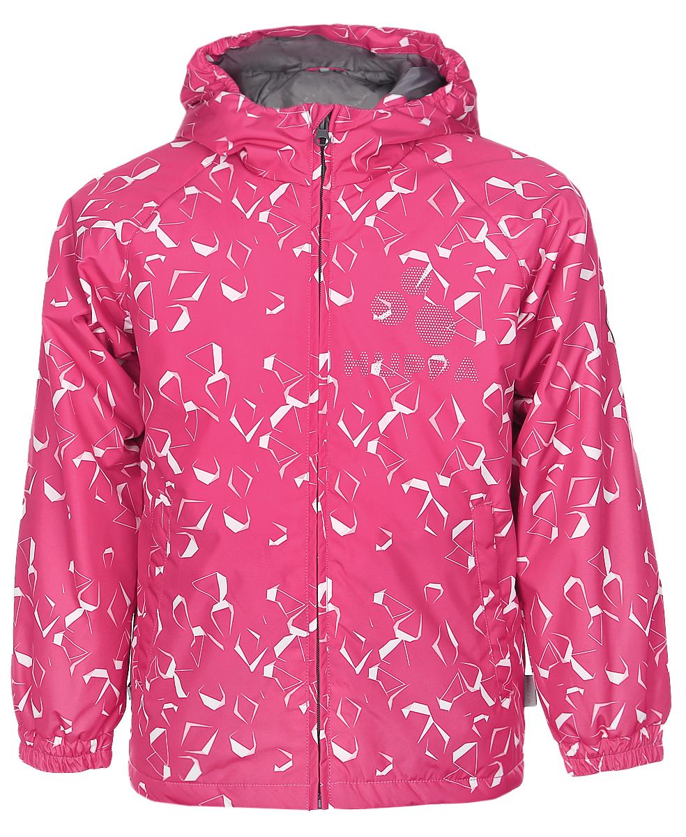 Куртка17710010-921Детская куртка Huppa изготовлена из водонепроницаемого полиэстера. Куртка с капюшоном застегивается на пластиковую застежку-молнию с защитой подбородка. Высокотехнологичный лёгкий синтетический утеплитель нового поколения сохраняет объём и высокую теплоизоляцию изделия. Края капюшона и рукавов собраны на внутренние резинки. У модели имеются два врезных кармана. Изделие дополнено светоотражающими элементами.