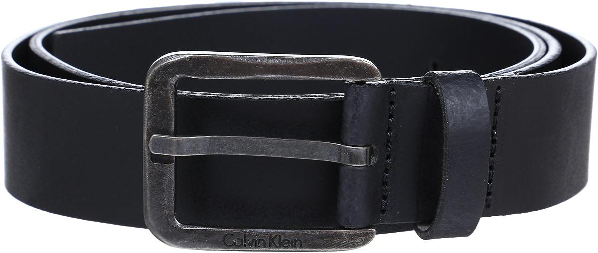 РеменьK50K501207_0010Стильный ремень Calvin Klein Jeans выполнен из 100% кожи. Изделие застегивается на пряжку. Такой ремень идеально дополнит ваш образ и станет незаменимой вещью в вашем гардеробе.