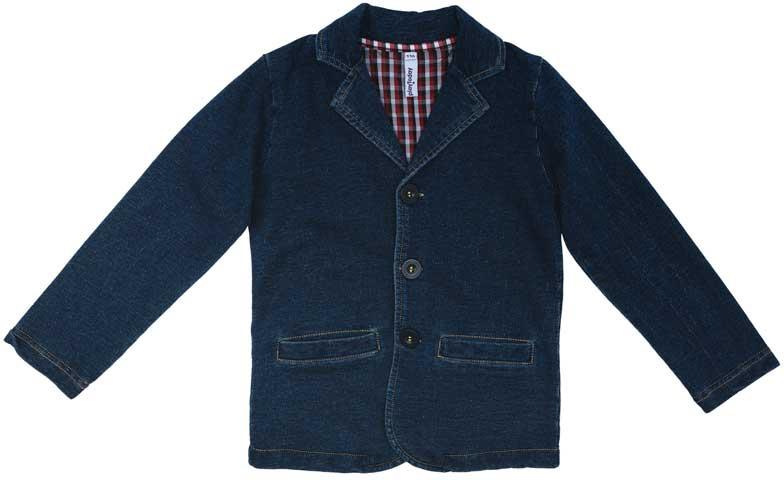 Пиджак171166Оригинальный однобортный пиджак PlayToday, из натуральной ткани, в модном стиле хипстер. Модель с яркой клетчатой подкладкой. Можно сочетать с рубашкой или футболкой.