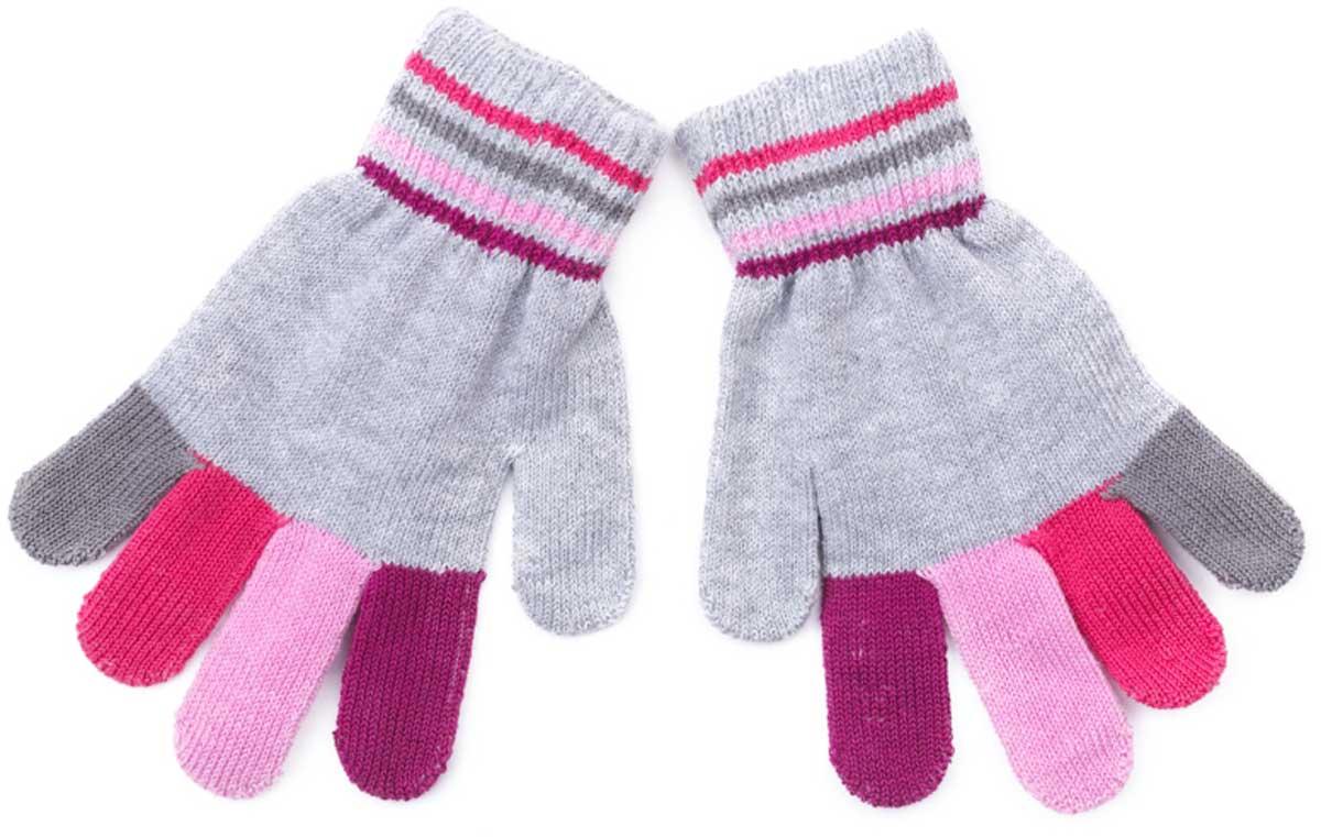 Перчатки детские172083Вязаные перчатки станут идеальным вариантом для прохладной погоды. Они очень мягкие, хорошо тянутся. Метод вязки - yarn dyed - в процессе производства в полотне используются разного цвета нити. Тем самым изделие, при рекомендуемом уходе, не линяет и надолго остается в прежнем виде, это определенный знак качества. В этих перчатках ребенок будет чувствовать себя очень комфортно Преимущества: Метод производства - YARN DYED На манжетах плотная резинка Прекрасно сохраняют тепло