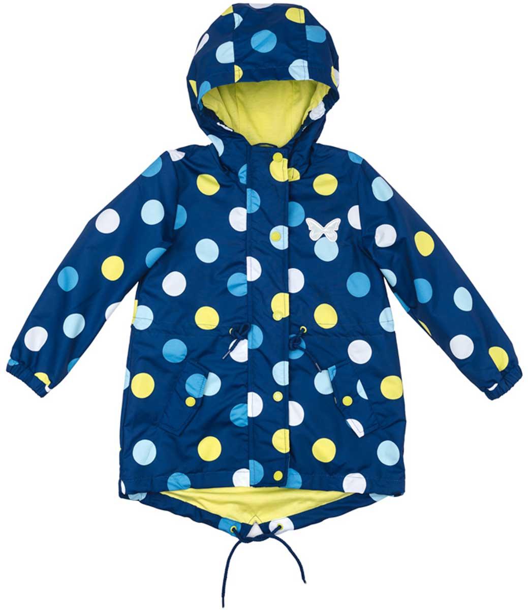 Куртка172101Практичная яркая со специальной водоотталкивающей пропиткой защитит Вашего ребенка в любую погоду! Мягкие резинки на рукавах защитят Вашего ребенка - ветер не сможет проникнуть под куртку. Специальный карман для фиксации застежки-молнии не позволит застежке травмировать нежную кожу ребенка. Модель снабжена удобными регулируемым шнурами - кулисками на капюшоне, талии и по низу изделия. Светоотражатели позволят видеть Вашего ребенка в темное время суток. Преимущества: Водоооталкивающая ткань Защита подбородка. Специальный карман для фиксации застежки-молнии. Наличие данного кармана не позволит застежке -молнии травмировать нежную кожу ребенка Модель снабжена удобными регулируемыми шнурами - кулисками