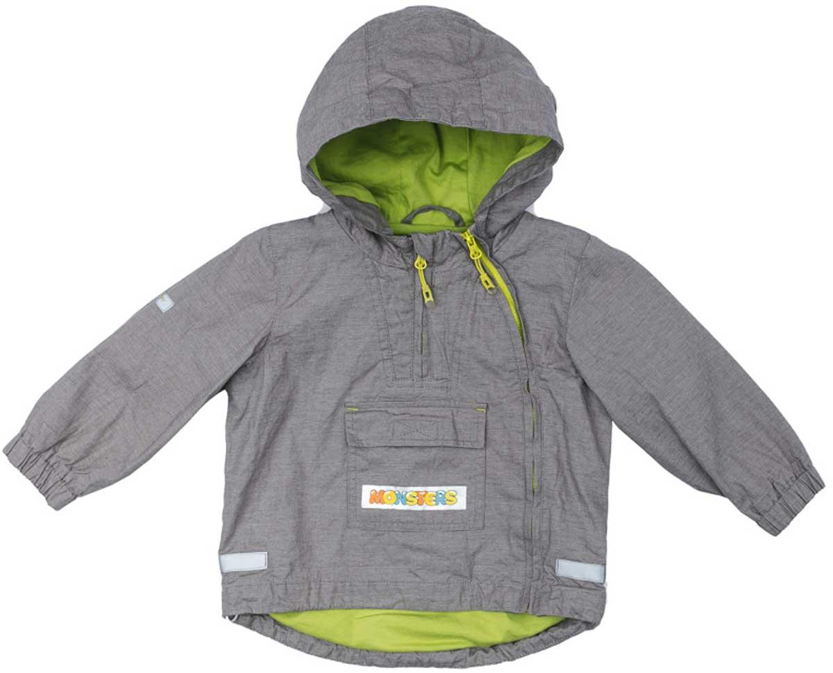 Куртка177051Куртка из натурального хлопка с заниженной спинкой на подкладке из натуральных материалов прекрасно подойдет для прогулок в прохладную погоду. Модель со светоотражателями - Ваш ребенок будет виден в темное время суток. На куртке две застежки молнии. Одна расположена - на полочке, в районе груди. Ее можно расстегнуть, не боясь простудить ребенка. Вторая застежка - молния, с помощью которой изделие можно снимать и одевать, расположена ассиметрично. Специальный карман для застежек - молний не позволит застежкам травмировать нежную кожу ребенка. Модель декорирована большим удобным карманом.Преимущества:Защита подбородка. Специальный карман для фиксации застежки - молнии не позволит застежке травмировать нежную кожу ребенкаНатуральная ткань приятна к телу и не вызывает раздраженийСветоотражатели на рукаве и по низу изделия.